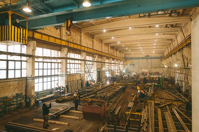 Изготовление металлоконструкций в Новокузнецке